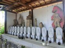 延命禅寺十三仏と仏像群