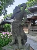 延命禅寺金剛力士 吽形(うんぎょう)
